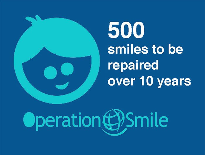 Chris Bertish Foundation Operation Smile